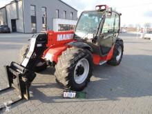 Pala cargadora Manitou 735 (634 741 730 JCB 531 535 MERLO CAT) pala cargadora de ruedas usada
