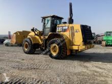 Caterpillar 966 MXE chargeuse sur pneus occasion