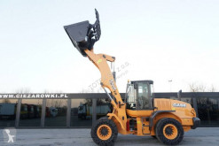 Case 721F 16t , hydraulic grab bucket ,joystick ,ac , camera chargeuse sur pneus occasion
