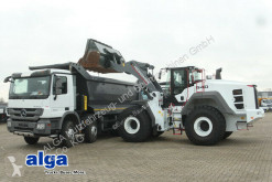 Pala cargadora pala cargadora de ruedas Hidromek HMK 640 WL, Euro 4, 4.2m³ Schaufel