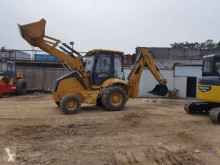 Tractopelle rigide Caterpillar 420f