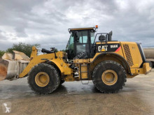Caterpillar 966K 2013 used wheel loader