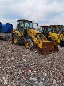 JCB 4CX incarcator pe roti second-hand