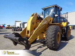 Caterpillar EPA EPA 962 K + EPA ENGINE!! WHEELLOADER incarcator pe roti second-hand