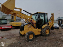 Caterpillar 432E used wheel loader