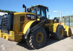 Caterpillar 966M incarcator pe roti second-hand