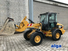 Caterpillar 907 H2, Hydr. Schnellwechselsystem,Paletteng chargeuse sur pneus occasion