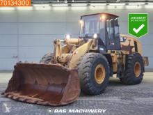Pala cargadora Caterpillar 966H pala cargadora de ruedas usada