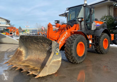 Hitachi zw150-w used wheel loader