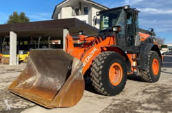 Fiat-Hitachi zw150-5b used wheel loader