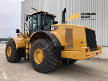 Caterpillar 980H læsser på dæk brugt