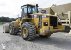 Caterpillar 972G II chargeuse sur pneus occasion