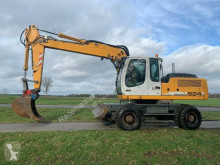 Liebherr wheel loader A 924 Mobil Verstellausleger