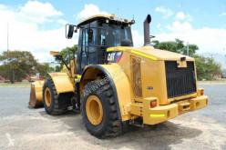 Pala cargadora Caterpillar 950H pala cargadora de ruedas usada