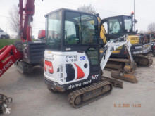 Bobcat e17 tweedehands minilader