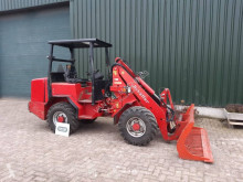Schäffer 5050 loader shovel miniloader wiellader læsser på dæk brugt