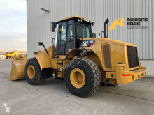 Caterpillar 950H tweedehands wiellader