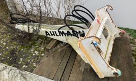 Equipamientos maquinaria OP pinza Ahlmann Greiferverlängerung
