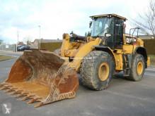 Pala cargadora Caterpillar 966 M pala cargadora de ruedas usada