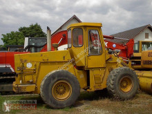 Hanomag 33C +35 D in Teilen used wheel loader