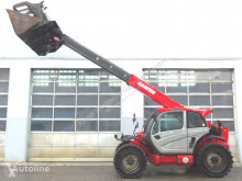 Manitou MLT840 loader used