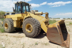 Chargeuse sur pneus Caterpillar 970F-StVZO 970F II