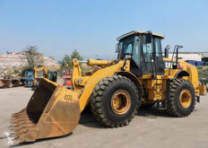 Caterpillar 966H full steering chargeuse sur pneus occasion