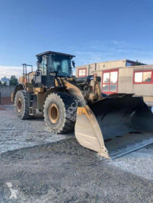 Caterpillar wheel loader 966M