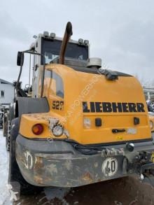 Liebherr 528 chargeuse sur pneus occasion