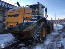 Liebherr L566 chargeuse sur pneus occasion