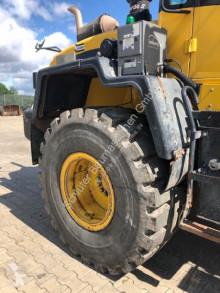 Komatsu WA250PZ-6 chargeuse sur pneus occasion