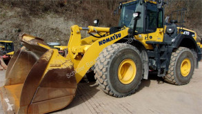 Pá carregadora Komatsu WA470-8E0 pá carregadora sobre pneus usada