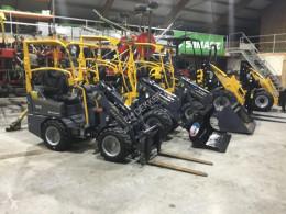 Zemědělský nakladač W 11