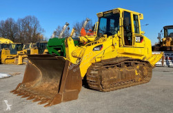 Caterpillar 963D loader used