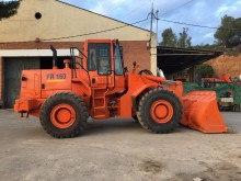 Fiat-Allis FR160 used wheel loader