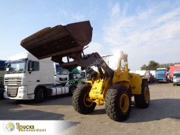Hanomag MF 44 C + Shovel used wheel loader