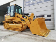 Pá carregadora escavadora com lagartas Caterpillar 963D