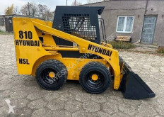 Hyundai HSL 811 used mini loader
