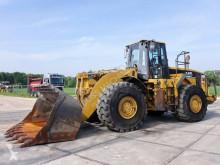 Caterpillar 980G chargeuse sur pneus occasion