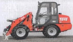 Mini pala cargadora 851 Kabine stage V mit Kubota Motor NEU