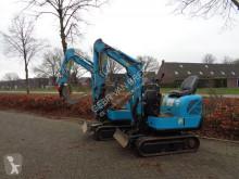 Koop yanmar SV08 minigraver/graafmachine used mini excavator