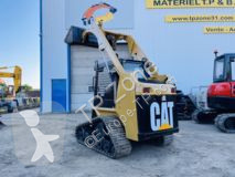 Caterpillar 247B mini-pá carregadora usada