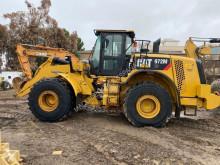 Pá carregadora sobre pneus Caterpillar 972M XE(0228)
