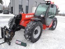 Pá carregadora Manitou MLT 735-120 PS pá carregadora sobre pneus usada