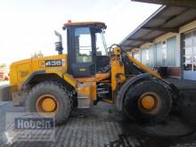 Pala cargadora JCB 436 pala cargadora de ruedas usada