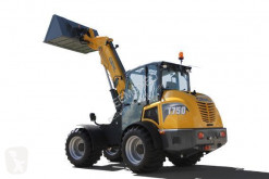 Wheel loader Type AL750T telescoop bij Eemsned