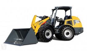 Pala cargadora type AL750 bij Eemsned pala cargadora de ruedas nueva