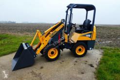 Farm loader een Gehl 140 laadschop ACTIE