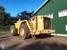 Caterpillar wheel loader 990H