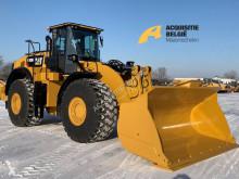 Caterpillar 980M chargeuse sur pneus occasion